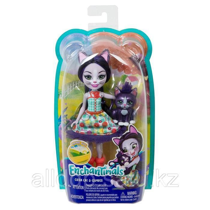Кукла «Энчантималс» с питомцем - фото 2