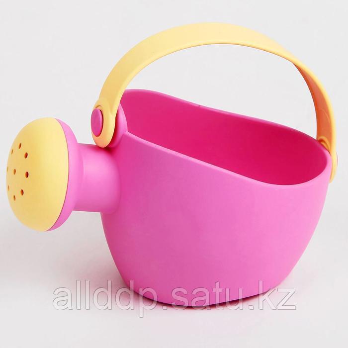 Игрушка для купания «Лейка мягкая», МИКС - фото 1