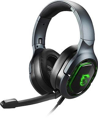 Гарнитура MSI Immerse GH50, Gaming, black