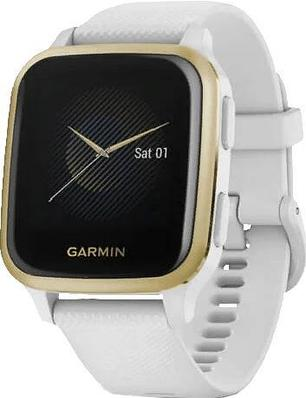 Смарт часы GARMIN VENU Sq, Light Gold Aluminium Bezel (010-02427-11)