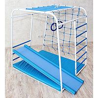 Детский спортивный комплекс Cube, 1250 × 1100 × 1220 мм, цвет белый