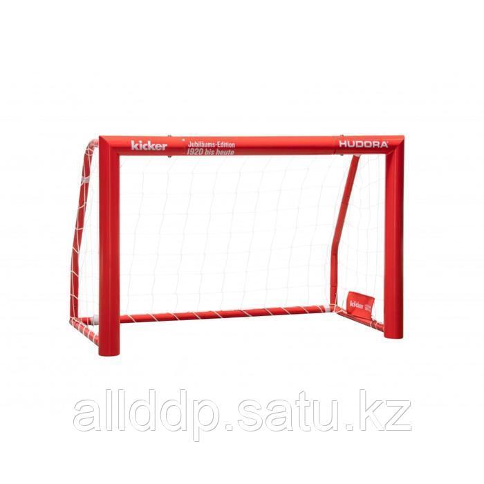 Ворота футбольные Kicker Edition Expert 120, цвет красный