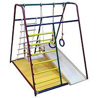 Детский спортивный комплекс Вертикаль «Весёлый малыш» MINI, 1310 × 1070 × 1300 мм
