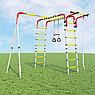 Детский спортивный комплекс уличный «Весёлая лужайка-2», 2350 × 2230 × 2120 мм, без качелей, фото 3