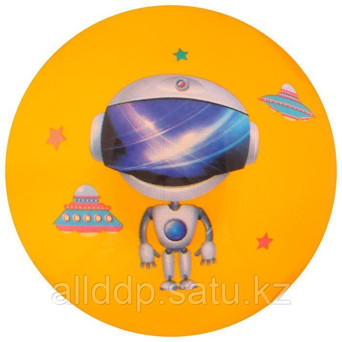 Мяч детский «Роботы», d=22 см, 60 г, цвета МИКС