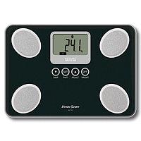Весы напольные Tanita BC-731, диагностические, до 150 кг, 4xAAА, стекло, белые Чёрные