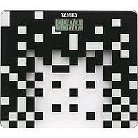Весы напольные Tanita HD-380, электронные, до 150 кг, 1xCR2032, стекло, чёрные