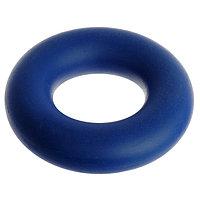 Эспандер кистевой Fortius, нагрузка 70 кг, тёмно-синий