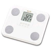 Весы напольные Tanita BC-730, диагностические, до 150 кг, 4xAА, пластик, зелёные Белые