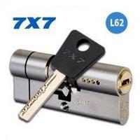 """Цилиндр Mul-T-Lock """"7x7"""" L62"""