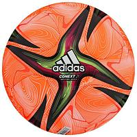 Мяч для пляжного футбола ADIDAS Conext 21 Pro Beach, размер 5, FIFA Pro, 4 панели, ТПУ, машинная сши ...