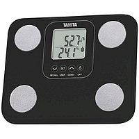 Весы напольные Tanita BC-730, диагностические, до 150 кг, 4xAА, пластик, зелёные Чёрные