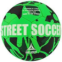 Мяч футбольный SELECT Street Soccer, размер 5, 32 панели, резина, машинная сшивка, латексная камера, ...