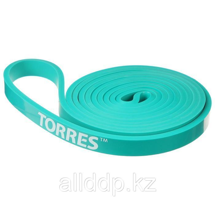 Эспандер TORRES, латексная петля, 208 х 1,3 см, сопротивление 15 кг - фото 1