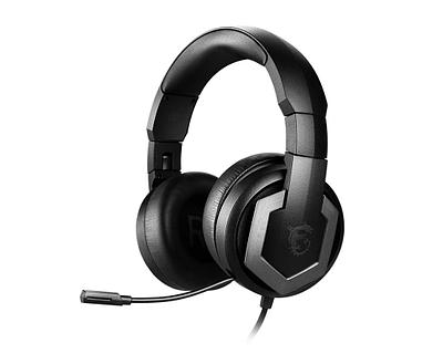 Гарнитура MSI Immerse GH61, Gaming, black