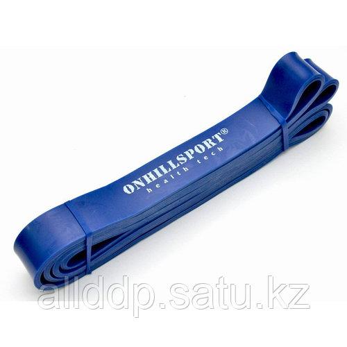 Латексная резиновая петля 29 мм, 14-38 кг, цвет синий
