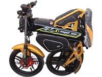 Ремонт электроскутеров Peda I-Sport S1 желтый