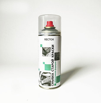 Очиститель универсальный RECTOR (средство для обработки внешних поверхностей -Смывка старой краски) 400мл