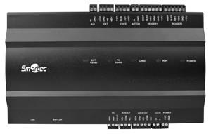 Smartec ST-NC240F Сетевой контроллер с поддержкой идентификации по отпечаткам пальцев