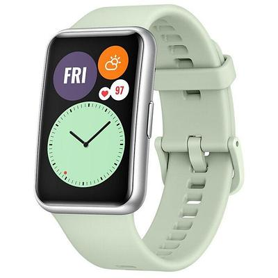 Смарт часы HUAWEI WATCH Fit зеленый (TIA-B09)