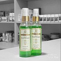 Освежающий тоник для лица Мята и Огурец, 100 мл, производитель Кхади; Mint & Cucumber Herbal Face Freshner, 10