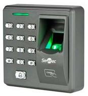 Автономный контроллер со встроенным считывателем отпечатков пальцев, карт EM и клавиатурой Smartec ST-SC110EKF