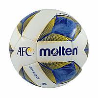 Мяч футбольный MOLTEN AFC 3400, разм.5, фото 1