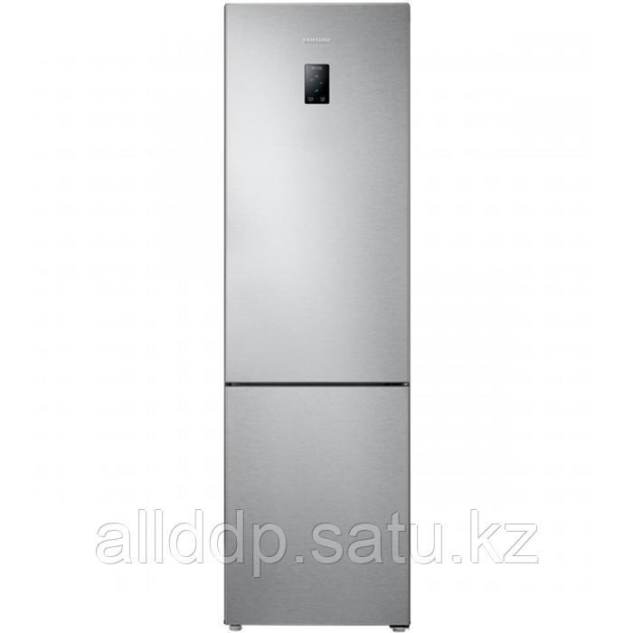 Холодильник Samsung RB37A52N0SA/WT, двухкамерный, класс А+, 387 л, Full No frost, серебрист.