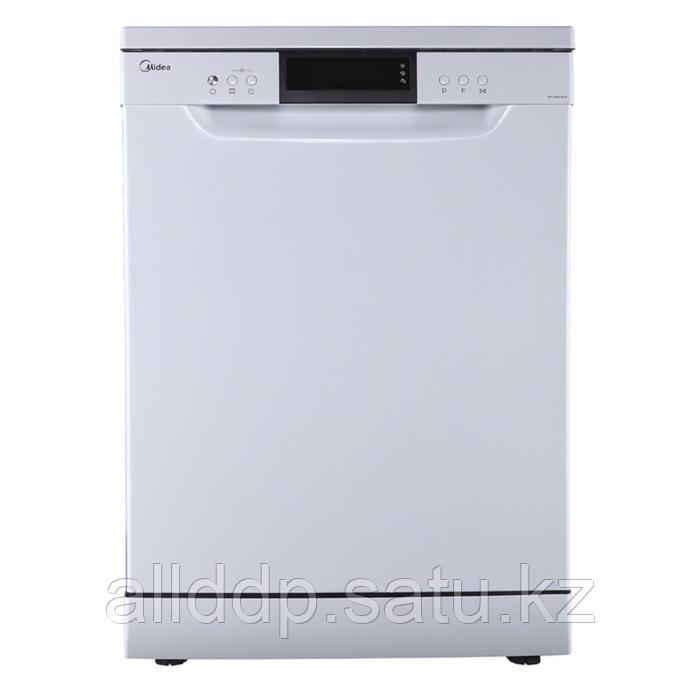 Посудомоечная машина Midea MFD 60S500 W, класс А++, 14 комплектов, 8 программ, белая