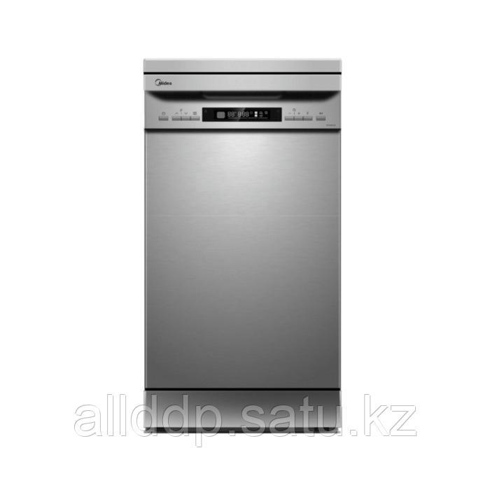 Посудомоечная машина Midea MFD45S700X, класс А++, 8 комплектов, 8 программ, серебристая