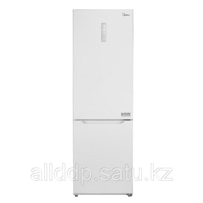 Холодильник Midea MRB519SFNW1, двухкамерный, класс А+, 325 л, No Frost, белый