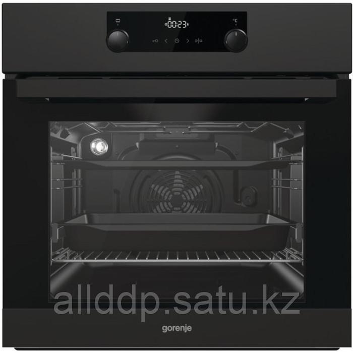 Духовой шкаф Gorenje BO735E20B-2, электрический, 2700 Вт, 71 л, класс А, конвекция, чёрный