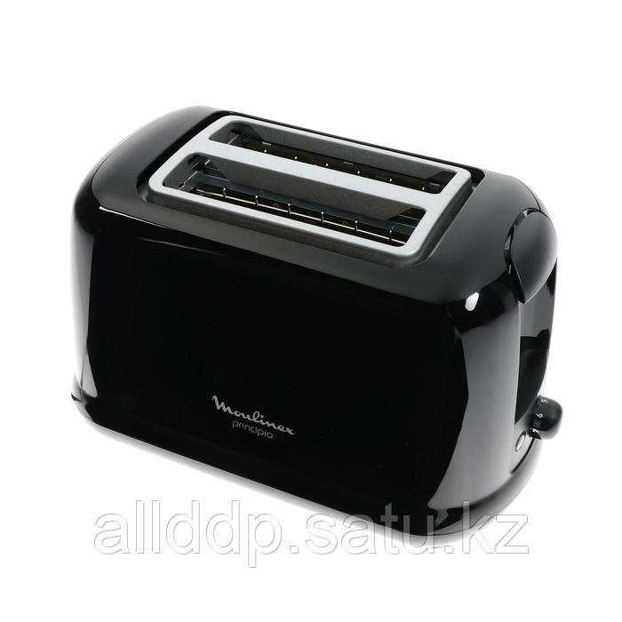 Тостер Moulinex LT160830, 720-850 Вт, 7 режимов прожарки, 2 тоста, черный