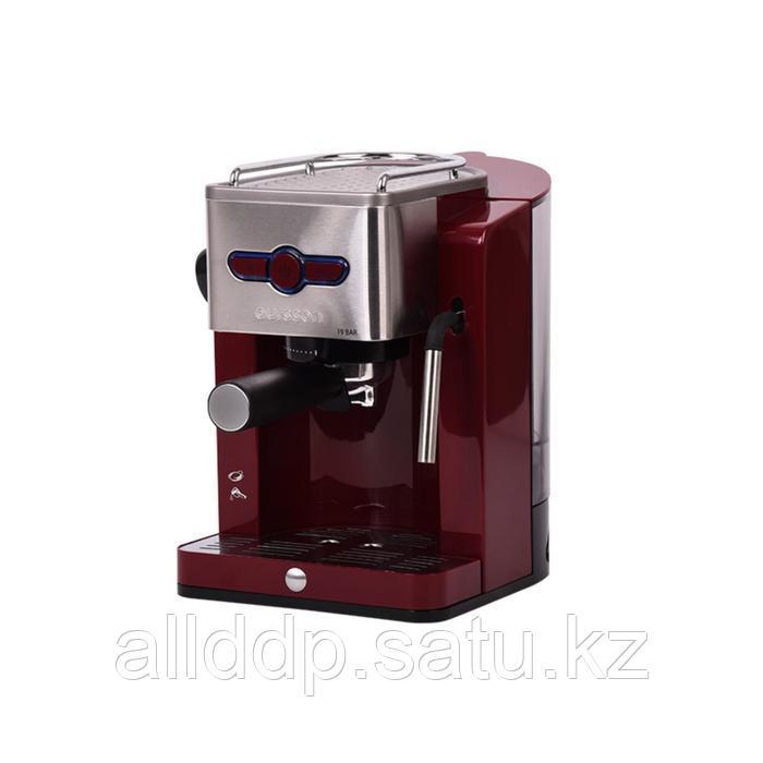 Кофеварка Oursson EM1900/DC, рожковая, 900 Вт, бордовая