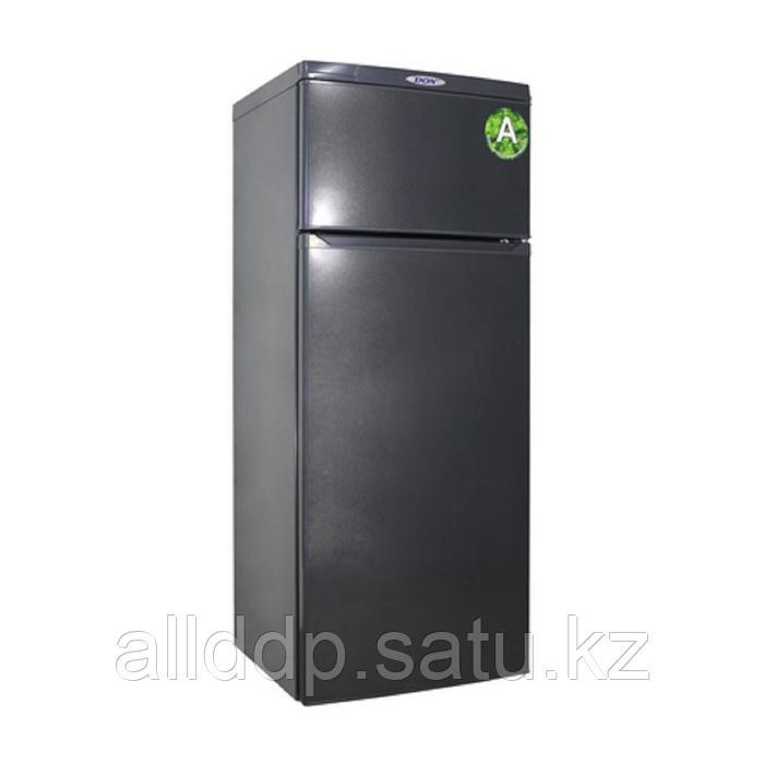 Холодильник DON R-216 G, двухкамерный, класс A, 250 л, цвет графит