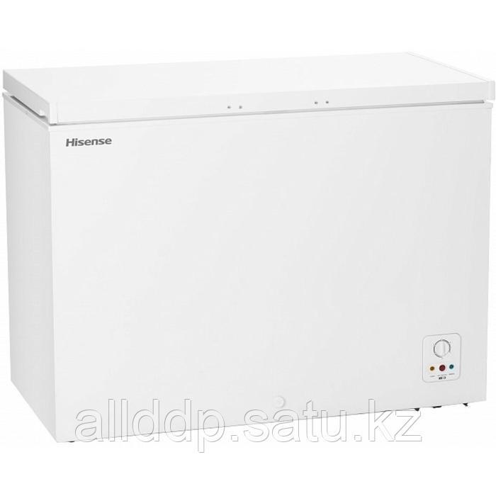 Морозильный ларь Hisense FC-40DD4SA, 306 л, класс A, 2 корзины, белый
