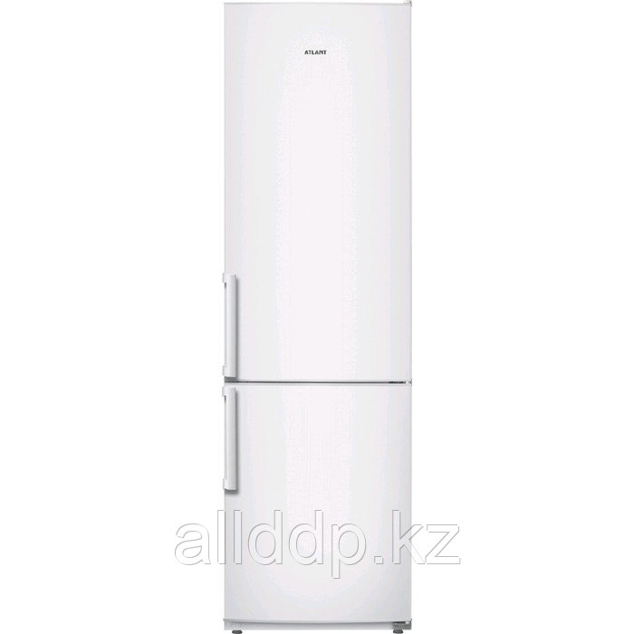 "Холодильник ""Атлант"" ХМ 4426-000-N, двухкамерный, класс A, 357 л, No Frost, белый"