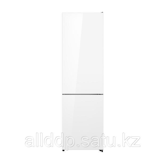 Холодильник Lex RFS 204 NF WH, двухкамерный, класс A+, 334 л, белый