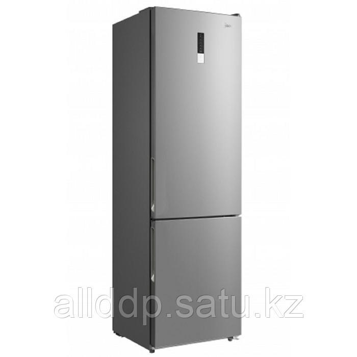Холодильник Midea MRB520SFNX, двухкамерный, класс A++, 316 л, серебристый