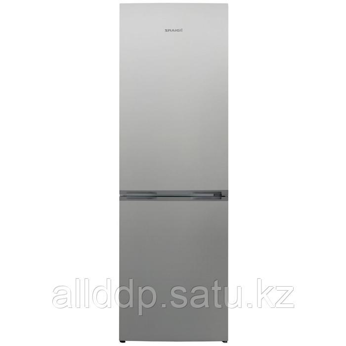 Холодильник Snaige RF56SG-S5CB260, двухкамерный, класс A+, 298 л, серебристый