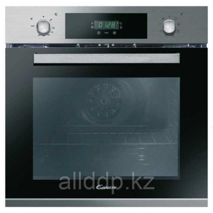 Духовой шкаф Candy FCP615X/E1, электрический, 2100 Вт, 70 л, класс А, нержавеющая сталь