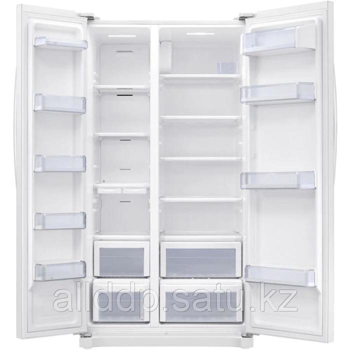 Холодильник Samsung RS54N3003WW/WT, Side-by-side, класс А+, 535 л, No Frost, белый
