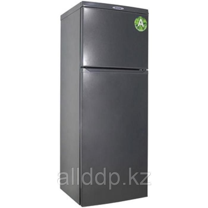 Холодильник DON R-226 G, двухкамерный, класс А, 270 л, графитовый
