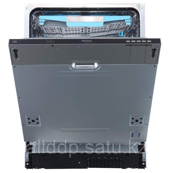 Посудомоечная машина Körting KDI 60570, встраиваемая, класс А++, 14 комплектов, 8 программ
