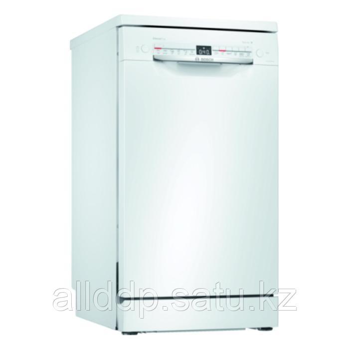 Посудомоечная машина Bosch SPS2HMW4FR, класс А, 10 комплектов, 6 программ, белая