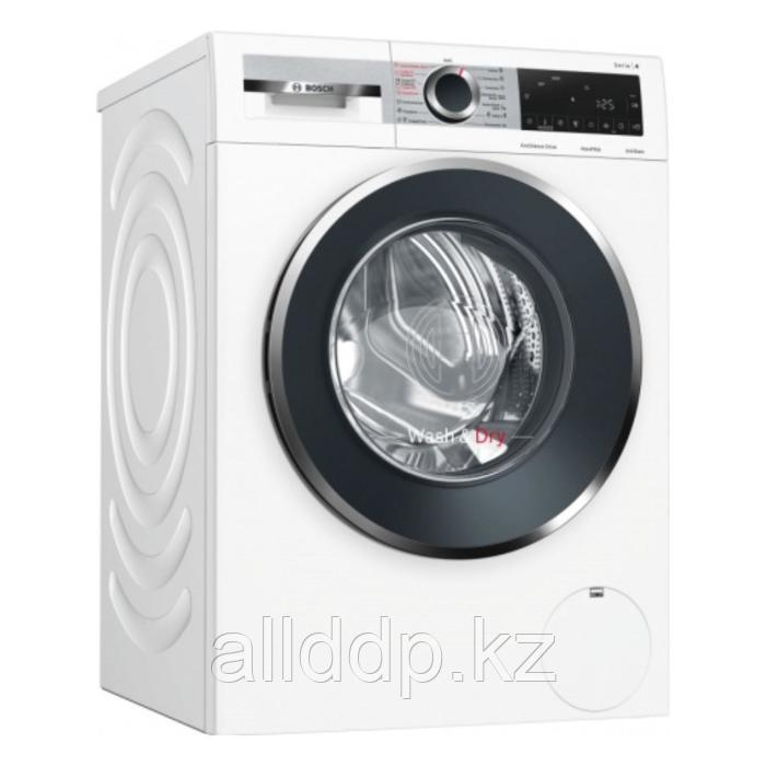Стиральная машина Bosch WNA254XWOE, класс A, 1400 об/мин, 10 кг, сушка, белая