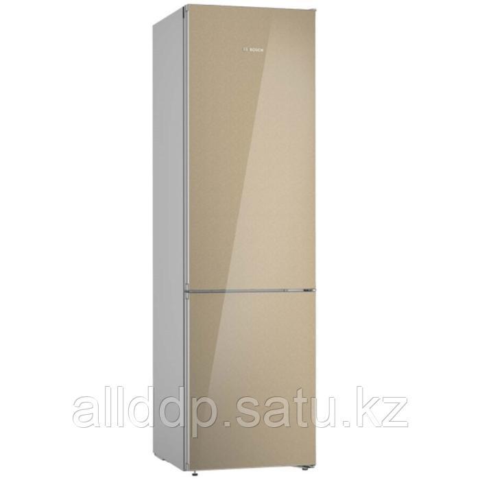 Холодильник Bosch KGN39LQ32R, двухкамерный, класс А++, 388 л, Total No Frost, бежевый