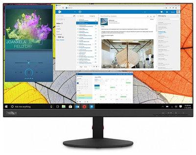 "Монитор LCD 23.8"" Lenovo ThinkVision S24q-10, 2560x1440 IPS (LED), 4ms, 300 cd/m2, 1000:1, HDMI/DP"