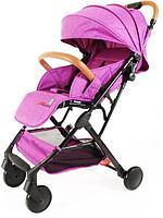 Коляска прогулочная Skillmax TL-BLX20 Purple фиолетовый