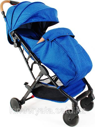 Коляска прогулочная Skillmax TL-BLX20 Purple синий